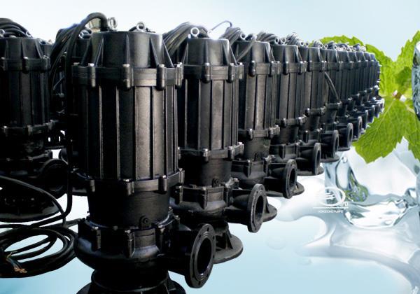 以环保为己任,助力产业转型,上海宏东推出环保型排污泵