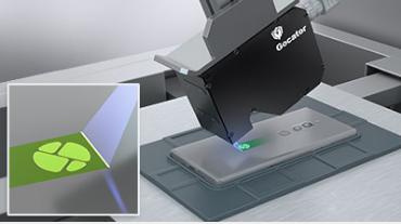 LMI推出用于扫描玻璃和其他镜面的激光线轮廓传感器