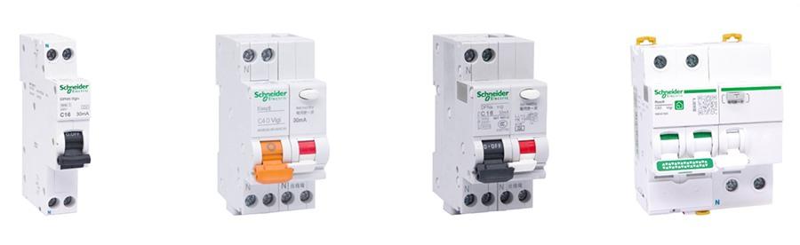 保护更全面,施耐德电气全系列A型漏电保护断路器登场