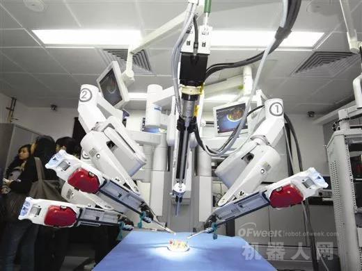 中国智能机器人的那些龙头企业