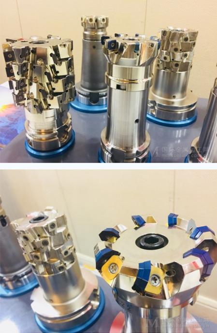 瑞士MBM数字化高效镗铣类创新刀具产品 助力汽轮机行业发展
