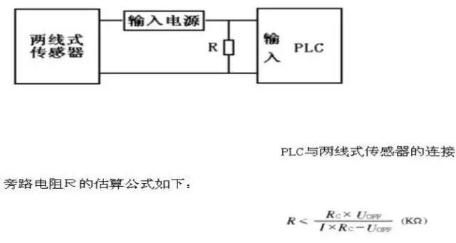首页 技术中心 解决方案 plc与常用输入输出电气元件的连接  传感器的