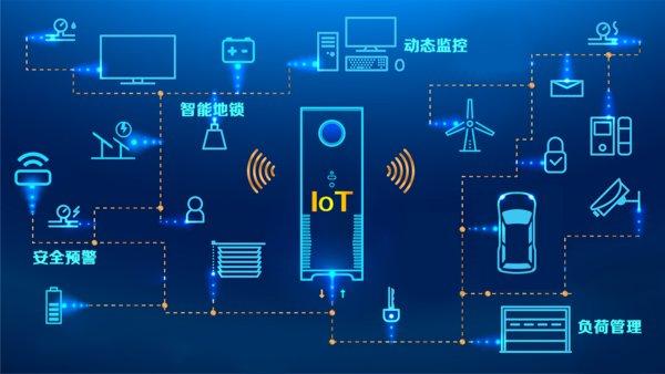 智充科技智能物联网充电系统