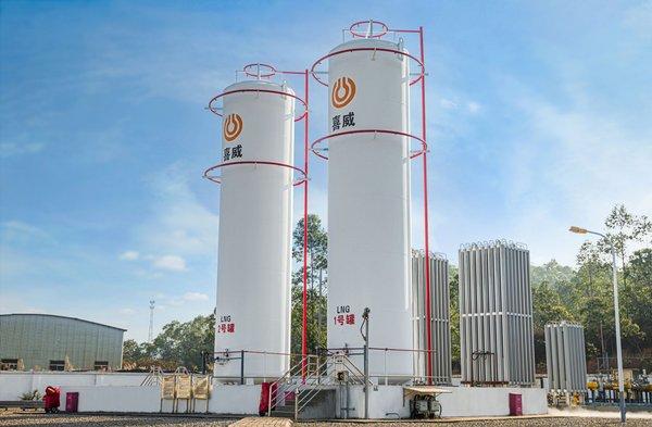 喜威致力于为中国客户提供安全可靠的清洁能源产品及解决方案