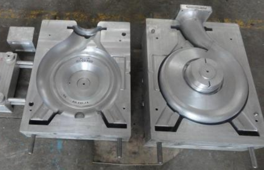 铝合金车轮铸造模具CADCAE技术的应用