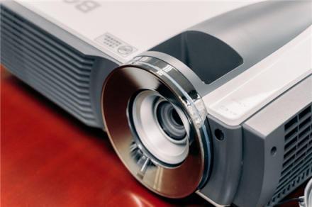 明基BenQ商务激光投影仪 新光源机种无需换灯泡