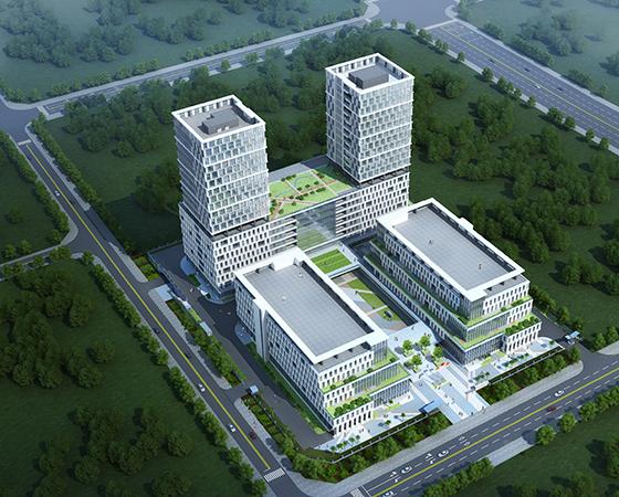 泰德激光大湾区新产业基地正式破土兴工