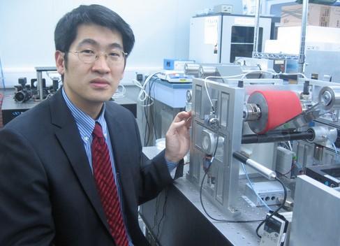 香港中文大学研发数码全息纳米3D打印机获全球百大科技研发奖