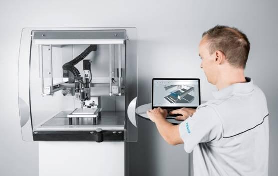 数字未来,融合创新:费斯托展示最新标准产品及模组化方案