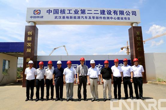 武汉筹建国家新能源汽车质检中心 打造世界级汽车产业