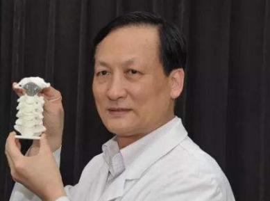 刘忠军:3D打印出来的内置物能解决临床大问题