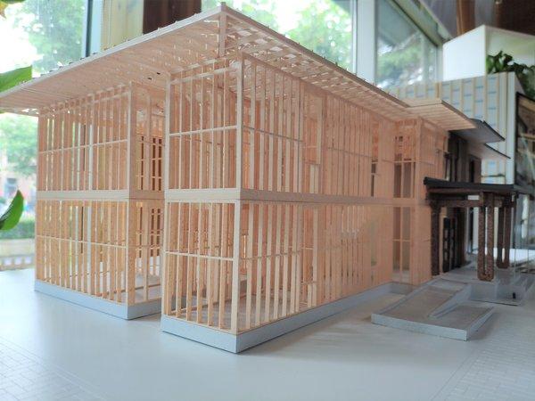 江苏城乡建设职业学院培训中心专家公寓项目