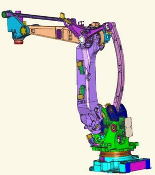 码垛机械手md-4180工业机器人