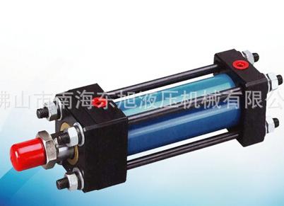 液压油缸,主要经营各种国产/进口液压阀,叶片泵,柱塞泵,齿轮泵,蓄能器图片