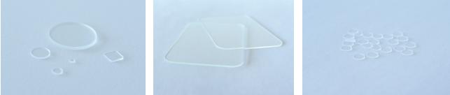 样品载玻片、镜片和显示器:M-Cut 激光切割制程对工件形状没有限制