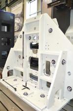 每个人都可以使用:VSET 摄影 测量系统中的缩写 VSET 表示 的是虚拟设置,它是一种利用 光学标记和光学测量点在多功能加工中心外部对零件毛坯进行测量和校正的摄像数据采集和处理系统。