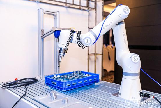 溱者智能科技發布最新協作機器人