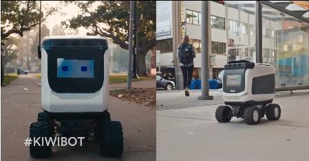 遭绑架?命运多舛的送货机器人