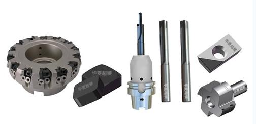 华菱超硬CBN/PCD铣、镗、铰刀在变速箱壳体中的优势