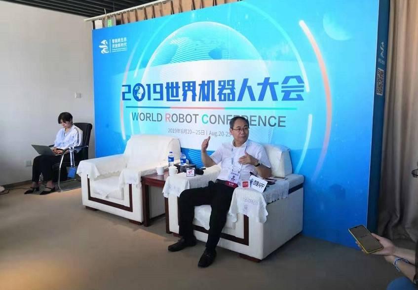 """新松曲道奎:機器人產業機遇與挑戰,""""寒冬""""還是""""春天""""?"""