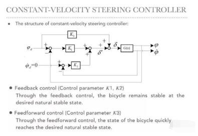 基于自然动力学的机器人如何控制无人驾驶自行车