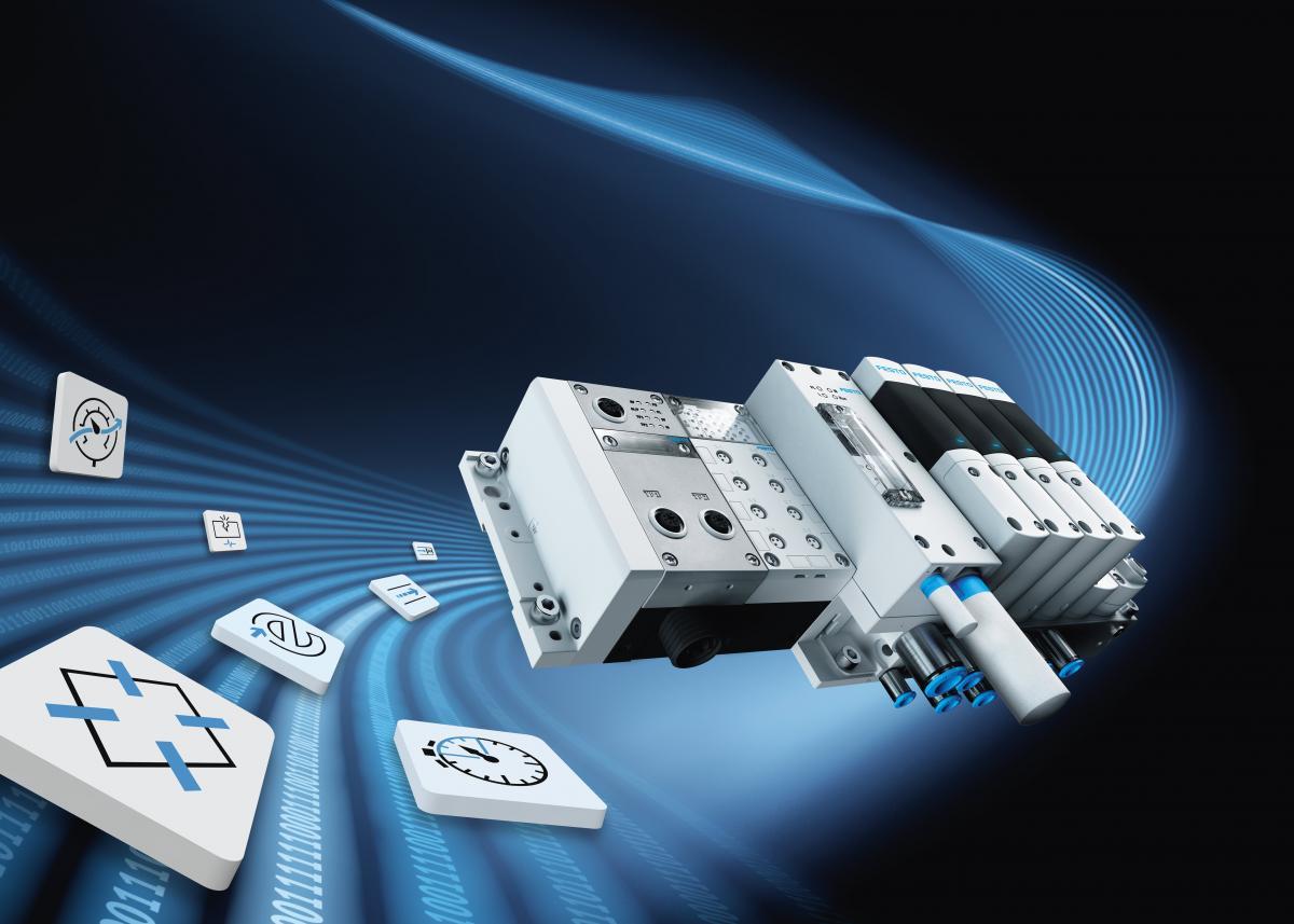 数字化气动技术数字控制终端(VTEM)