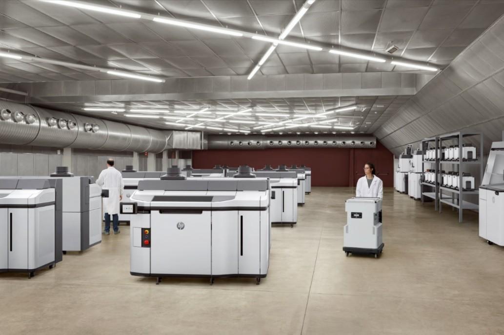 惠普推出全新3D打印服务 加速数字化制造之旅