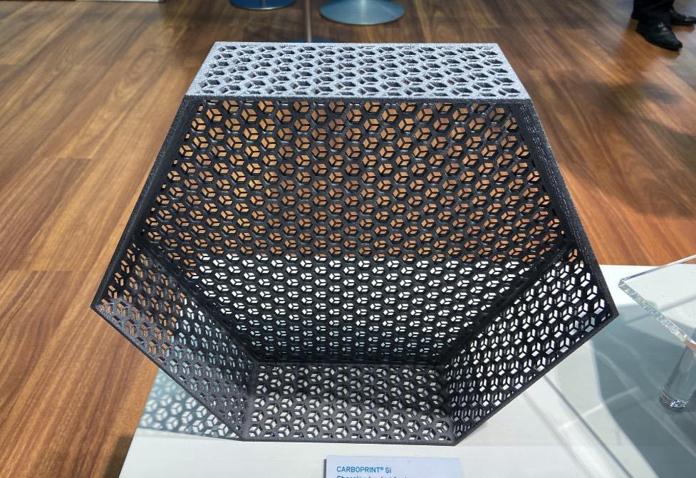 德国西格里SGL CARBON粘合剂喷射石墨3D打印工艺