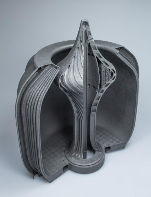 3D打印塞式喷管展示件