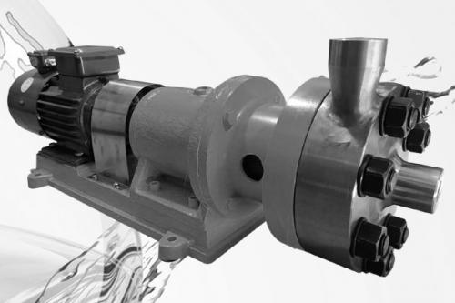 聚焦前沿技术,把握发展方向,上海家耐专注特种磁力泵研发
