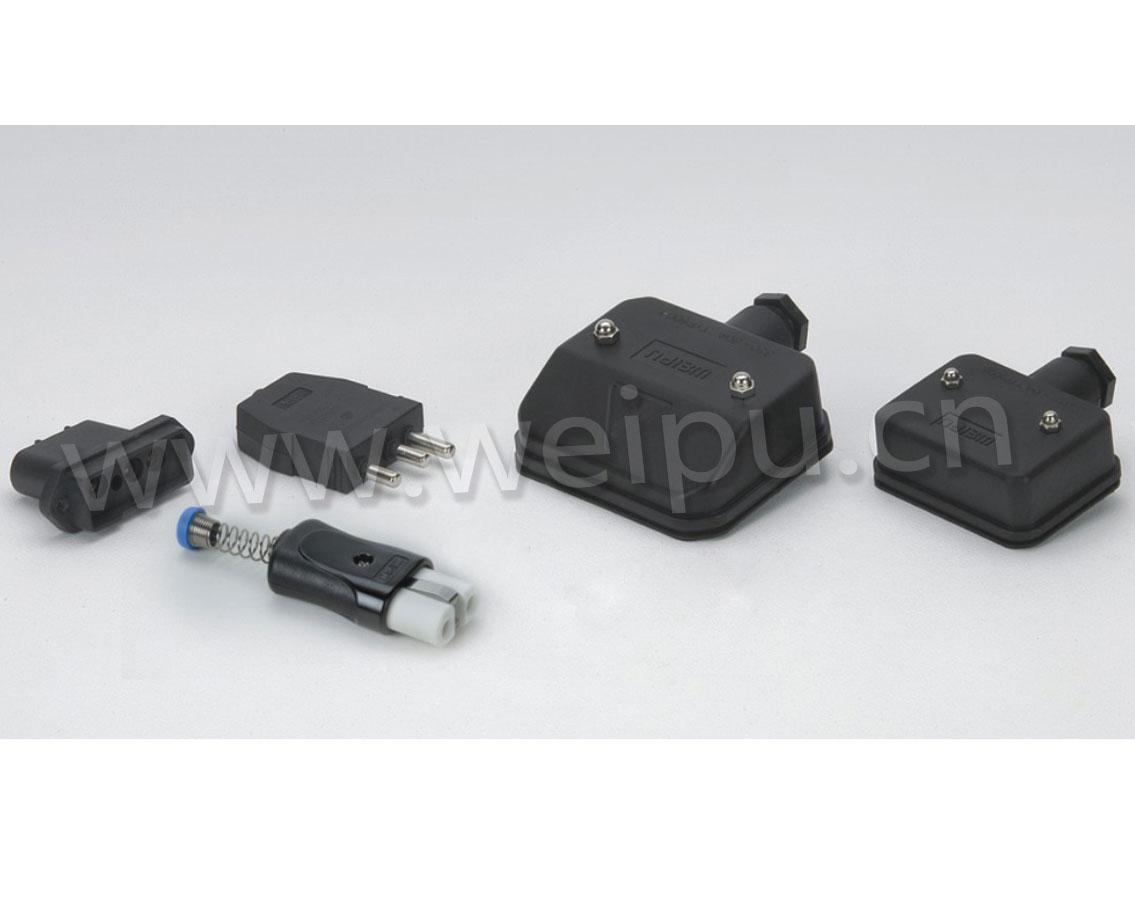 威浦系列|电器附件|接线盒|电热插头|三极扁形插头|断路器窗口